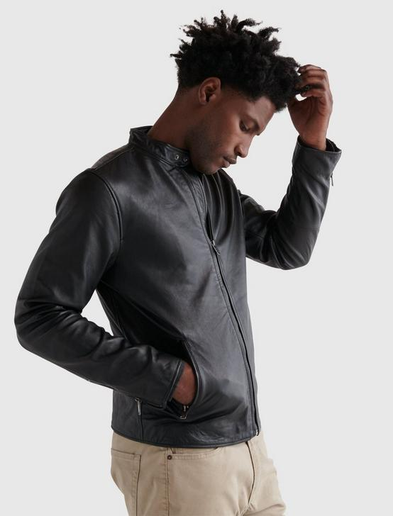 Clean Leather Bonneville Jacket
