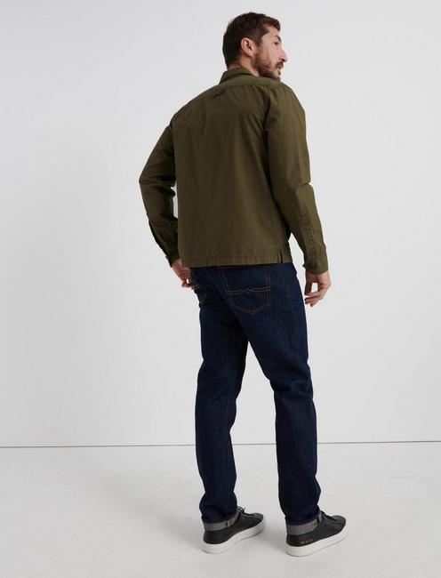PLATOON JACKET, DARK OLIVE