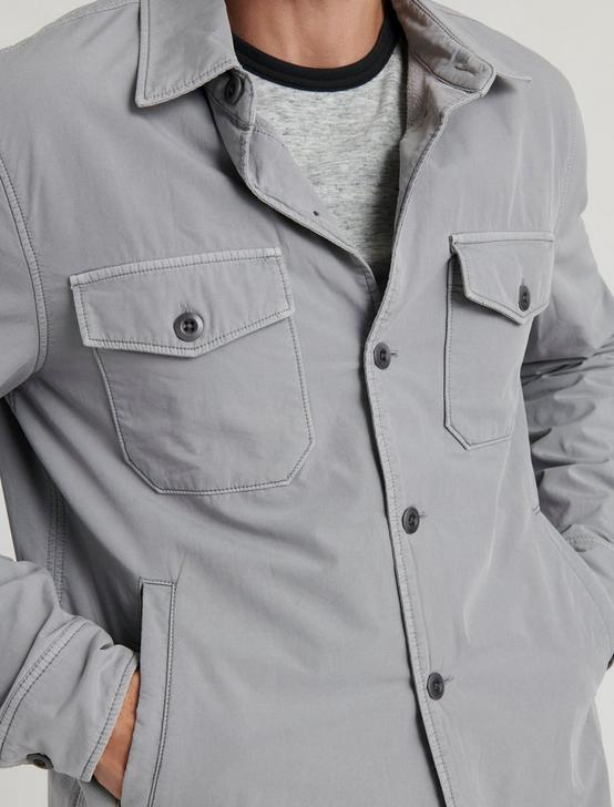 COZY LINED SHIRT JACKET, FROST GREY, productTileDesktop