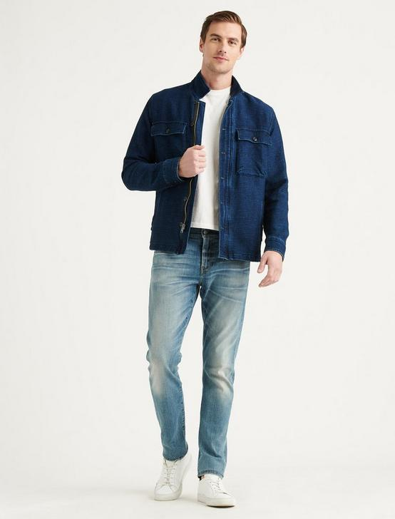 INDIGO ZIP JACKET, INDIGO, productTileDesktop