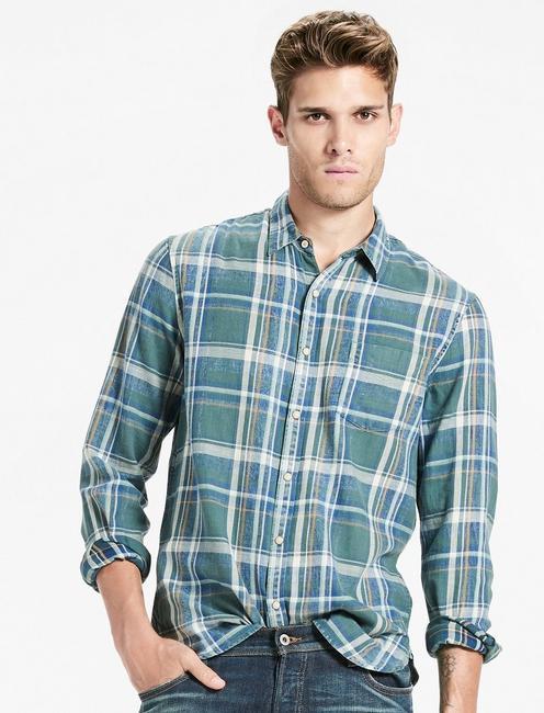 Sutton Indigo Shirt,