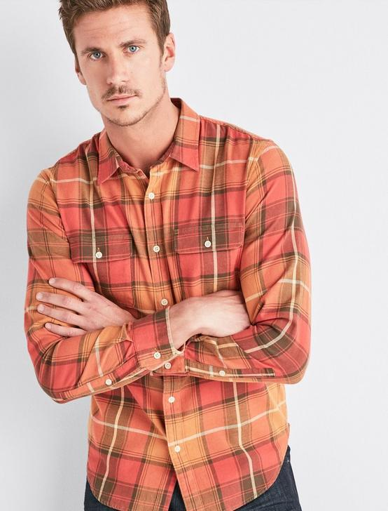 Stretch Workwear Shirt
