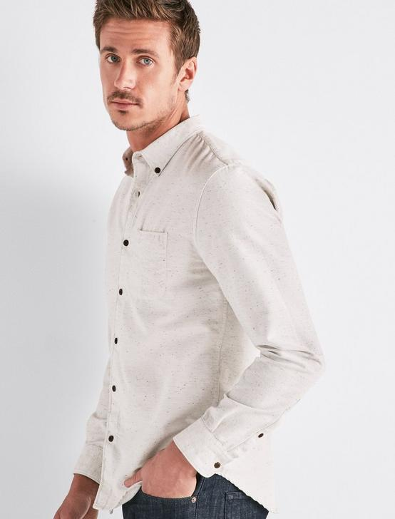 NEP ONE POCKET BAY STREET SHIRT, LIGHT HEATHER GREY, productTileDesktop