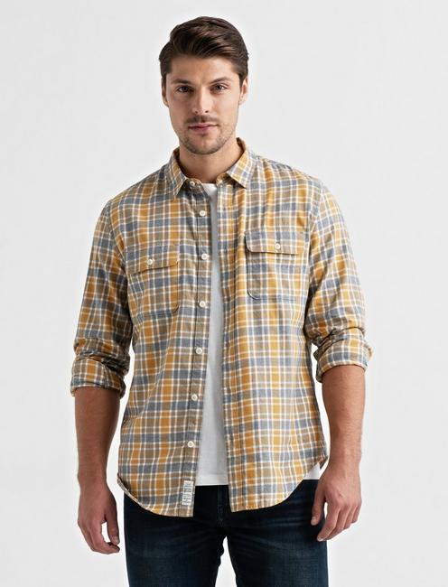 STRETCH WORKWEAR SHIRT,