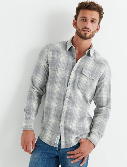 STRETCH WESTERN SHIRT,