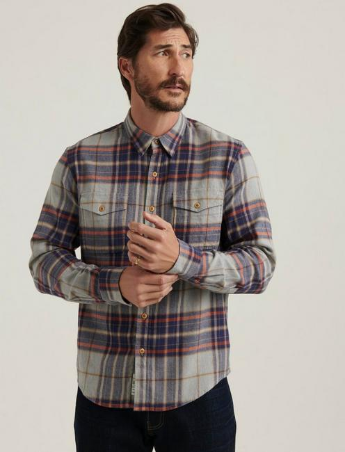 REDWOOD WORKWEAR SHIRT,