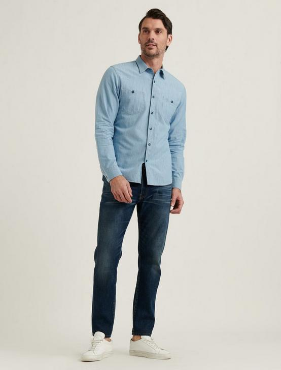 JAYBIRD WORKWEAR SHIRT, BLUE, productTileDesktop