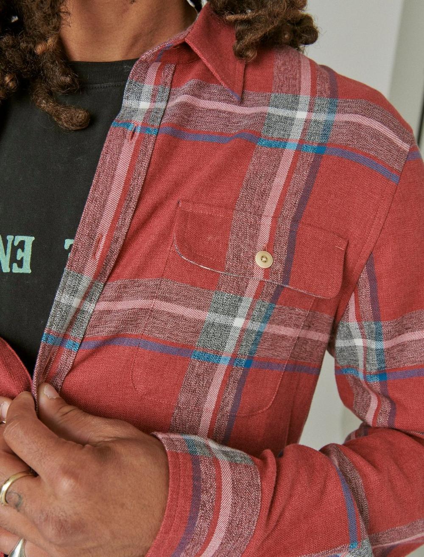HUMBOLDT PLAID WORKWEAR SHIRT, image 5