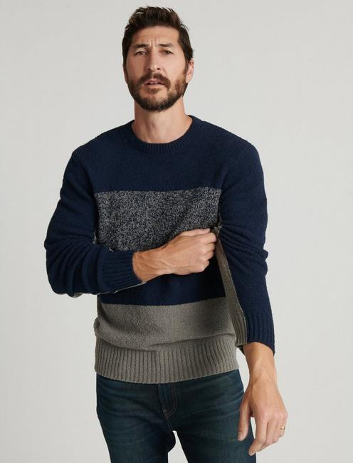 COLORBLOCK BOUCLE, MULTI