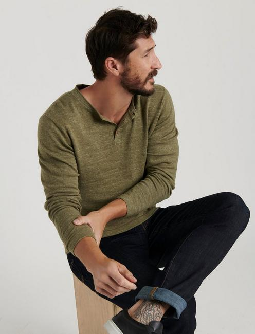 WELTERWEIGHT HENLEY, HEATHER OLIVE