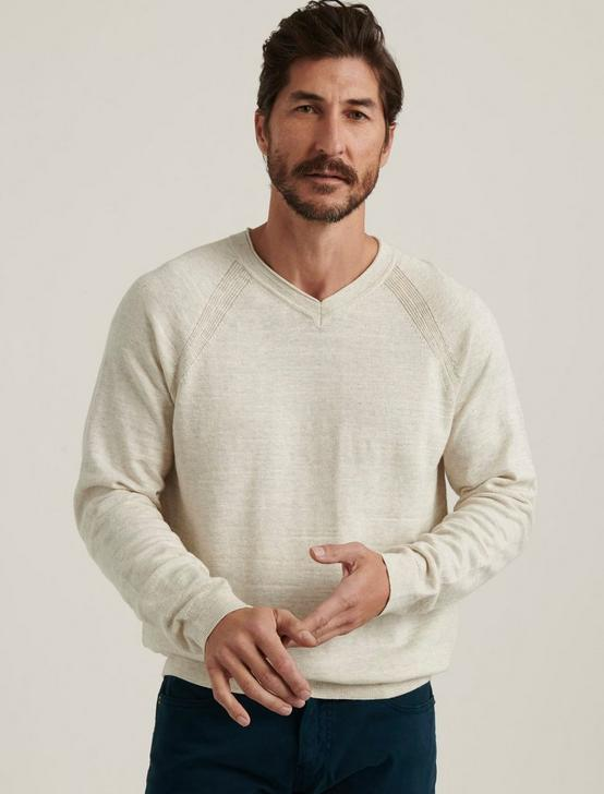 Welterweight V-Neck Sweater