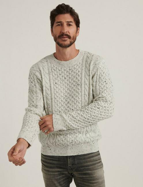 NEP CABLE PULLOVER,