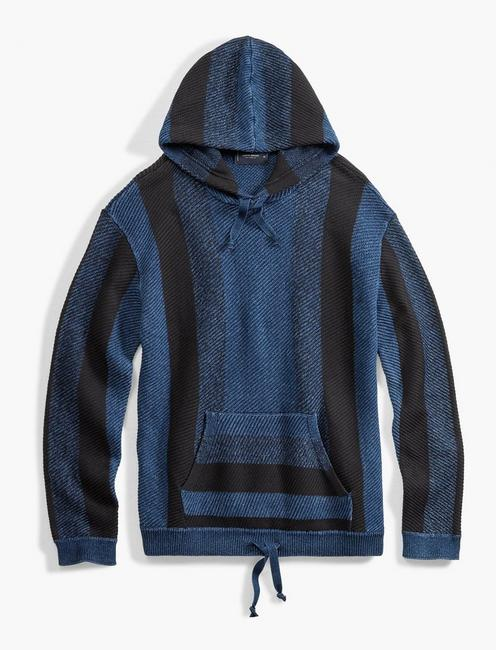 INDIGO CALIFORNIA HOOD,
