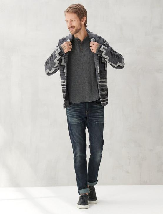LEGACY SHAWL COLLAR CARDIGAN, MULTI, productTileDesktop