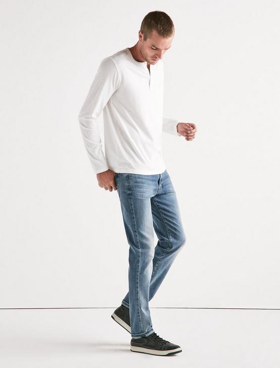 VENICE BURNOUT HENLEY, BRIGHT WHITE, productTileDesktop