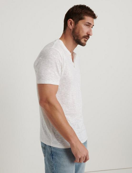 LINEN HENLEY, BRIGHT WHITE, productTileDesktop