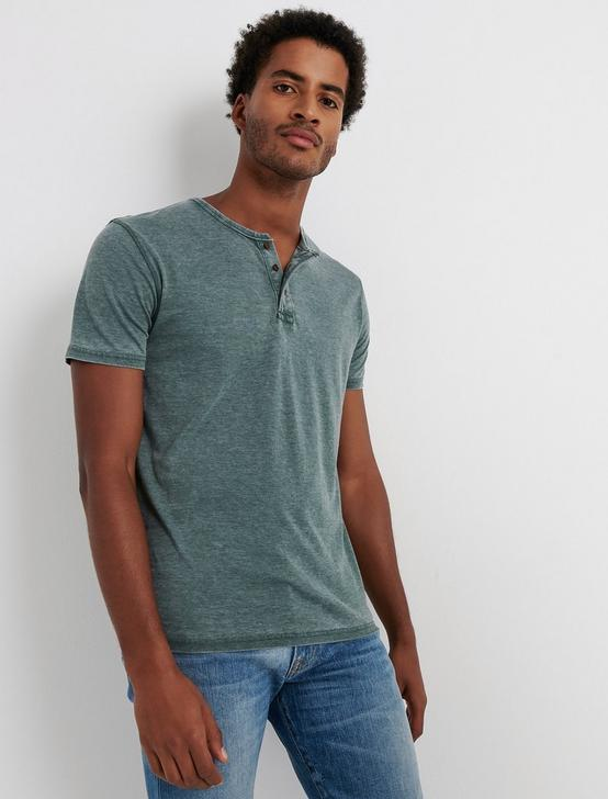 Venice Burnout Henley Shirt, , productTileDesktop