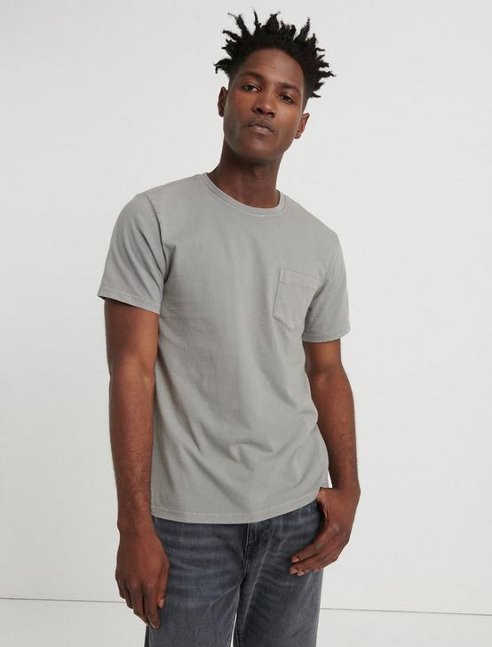 SUNSET POCKET TEE, WILD DOVE, productTileDesktop