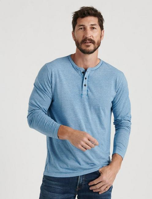 VENICE BURNOUT HENLEY, ALLURE
