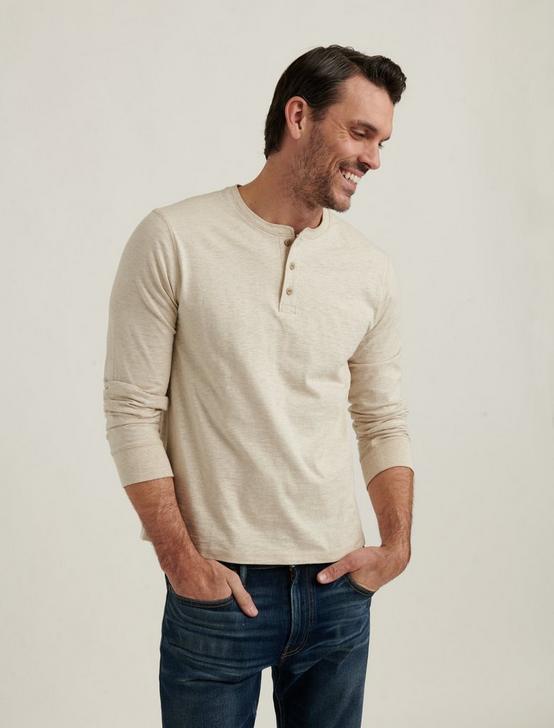 Mens Henley Shirts | Lucky Brand