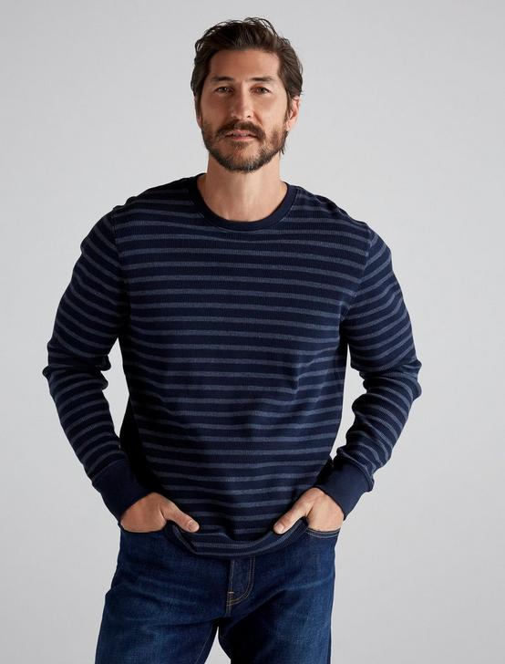 STRIPE THERMAL CREW, MULTI, productTileDesktop