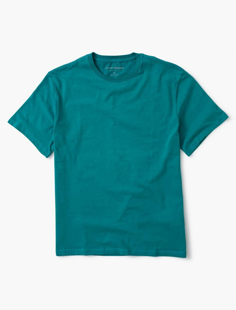 SUEDED JERSEY TEE, image 6