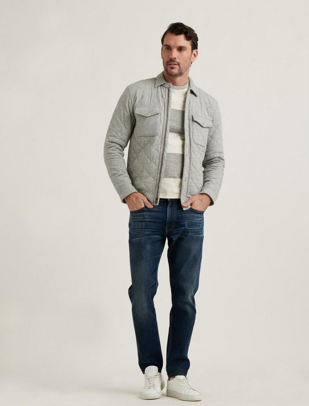 QUILTED JACKET, image 1