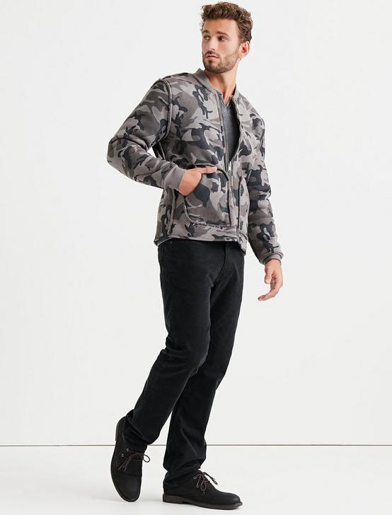 REVERSIBLE CAMO BOMBER, MULTI, productTileDesktop