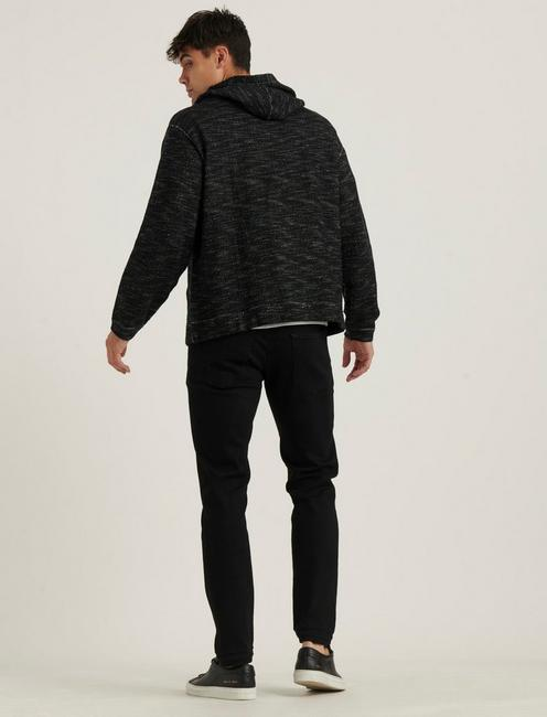 TERRY CALIFORNIA HOODIE, #001 BLACK