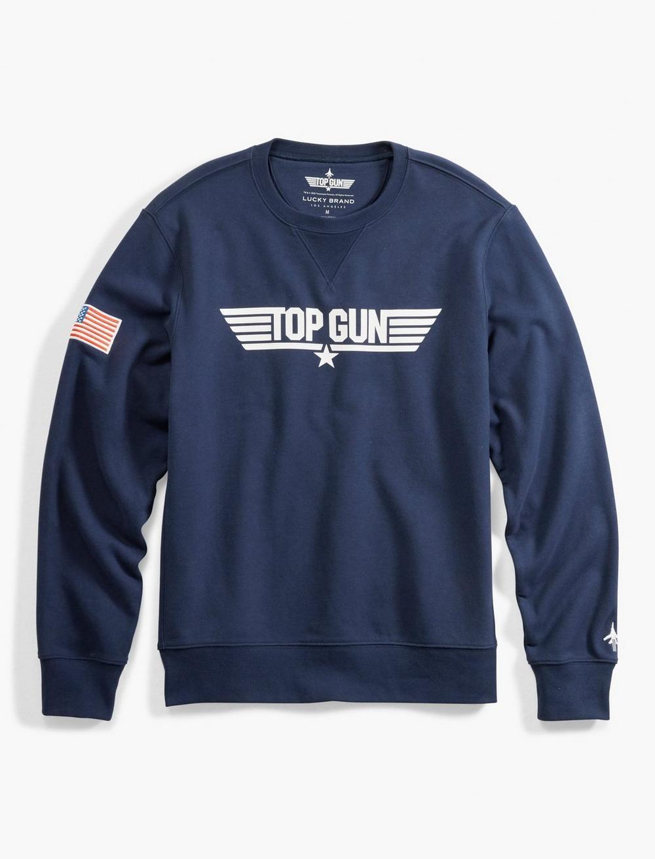 TOP GUN CREW SWEATSHIRT, image 6