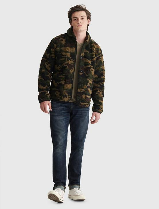 SHERPA JACKET, CAMO (ARMY COLORS), productTileDesktop