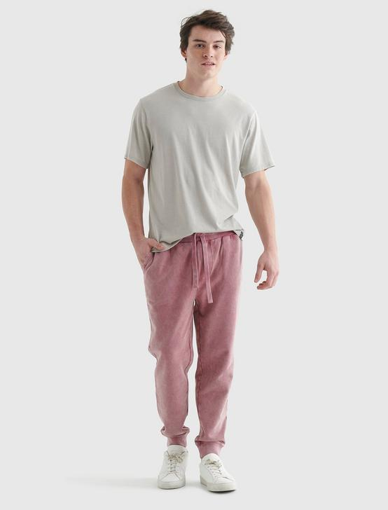 ACID WASH JOGGER, CRUSHED BERRY, productTileDesktop