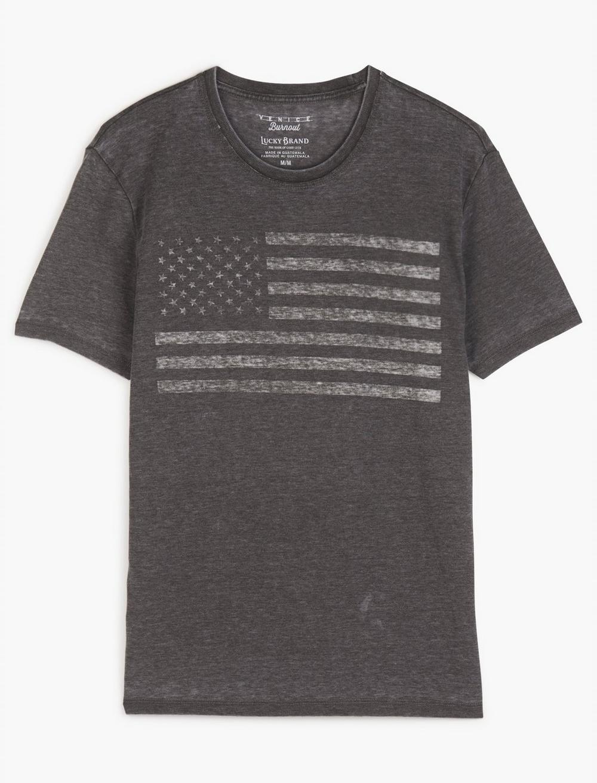 USA FLAG TEE, image 1