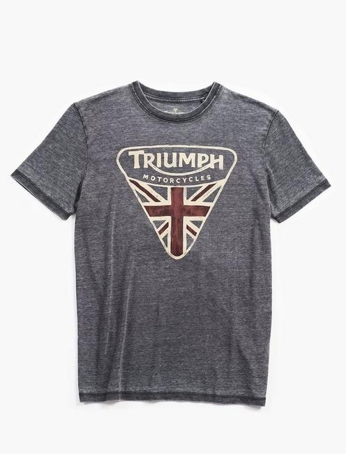 Lucky Triumph Badge Tee