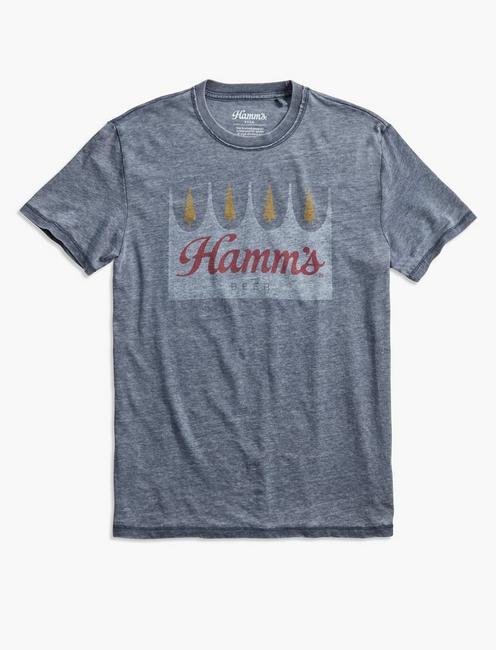 HAMMS CROWN TEE,