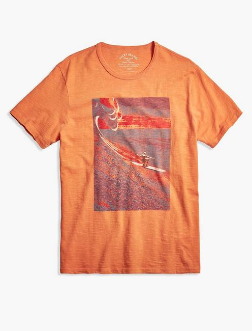 PSYCHEDELIC SURFER TEE,