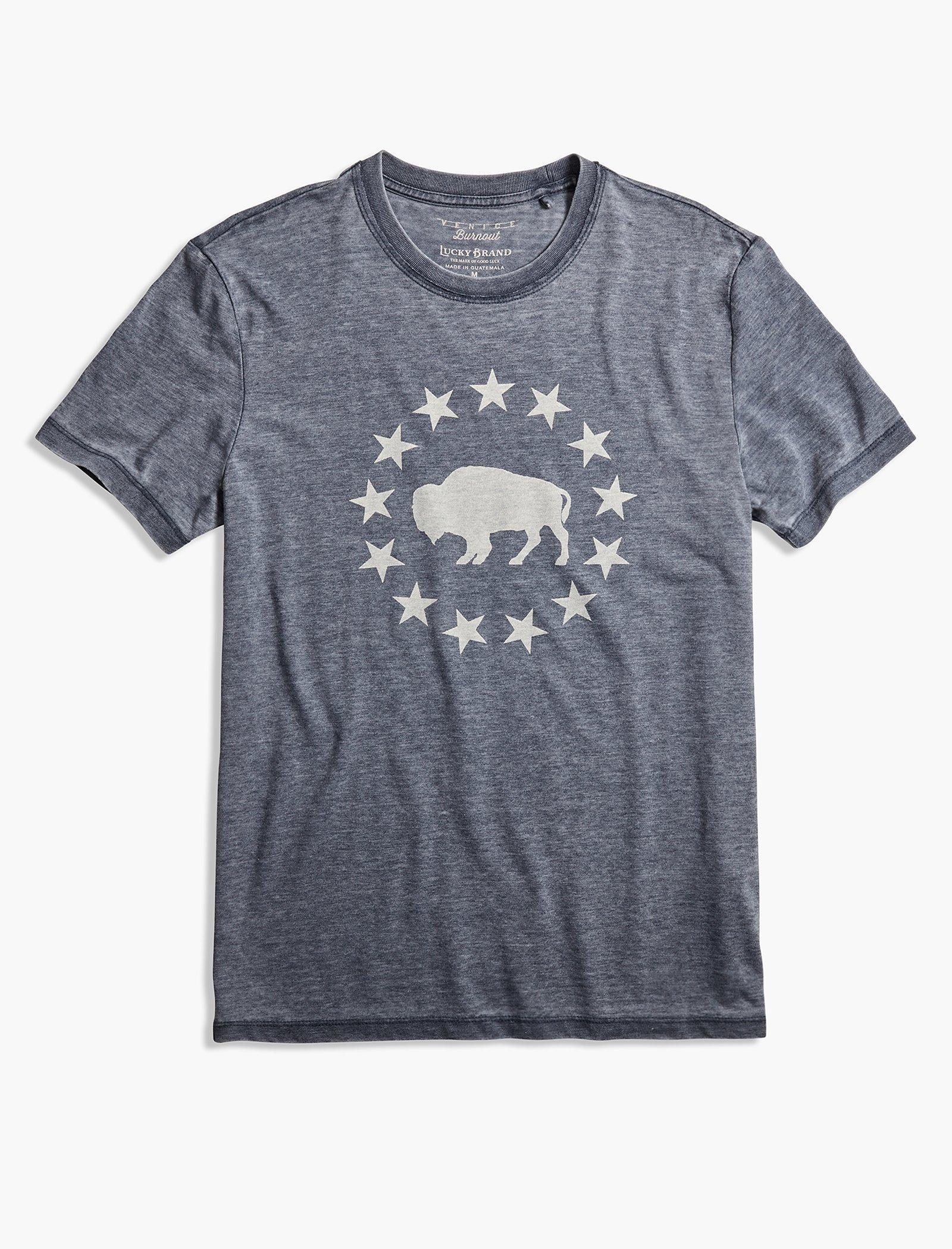 buffalo t shirts