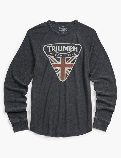 TRIUMPH BADGE THERMAL,