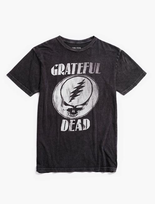 GRATEFUL DEAD TEE, BLACK MOUNTAIN