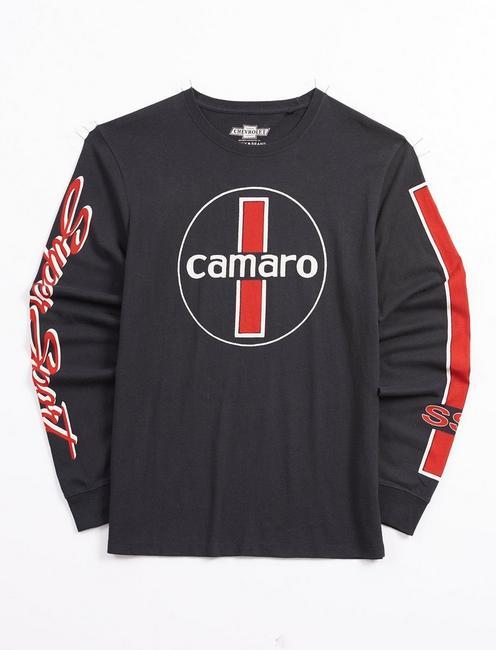 CAMARO CIRCLE, JET BLACK