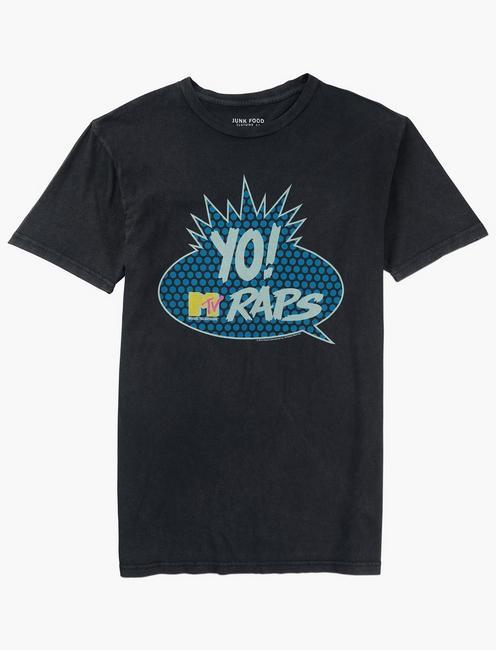 YO! MTV RAPS TEE,