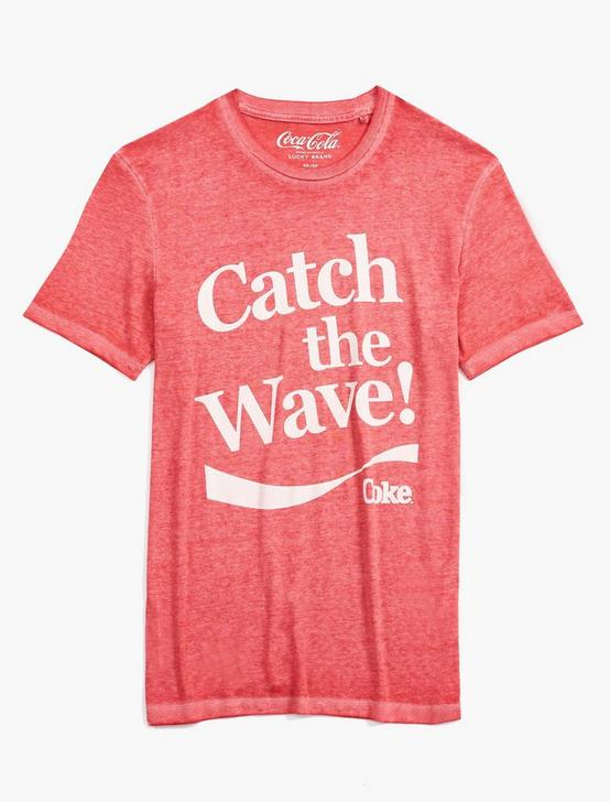 COKE CATCH THE WAVE, POMPEIAN RED, productTileDesktop