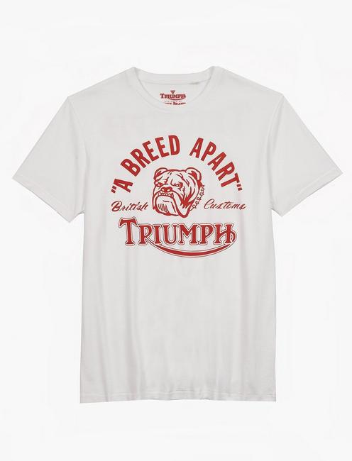 TRIUMPH A BREED APART TEE,