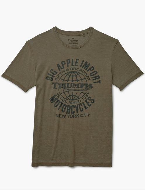 BIG APPLE TRIUMPH TEE,