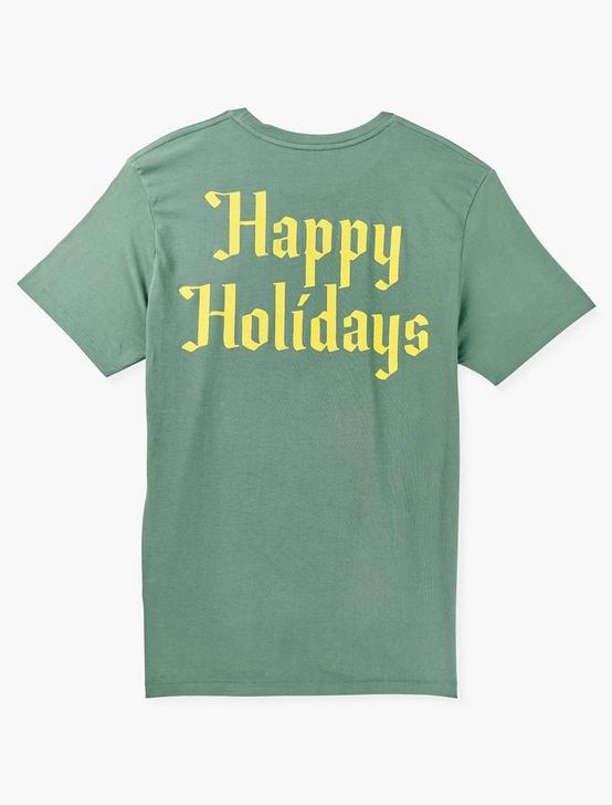 COCA COLA SANTA TEE, DUCK GREEN, productTileDesktop
