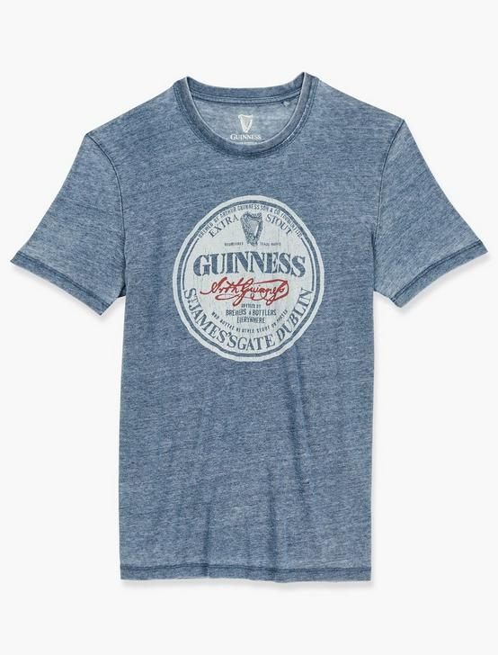 GUINNESS CIRCLE TEE, AMERICAN NAVY, productTileDesktop