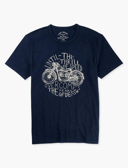 THRILL OF SPEED TEE,