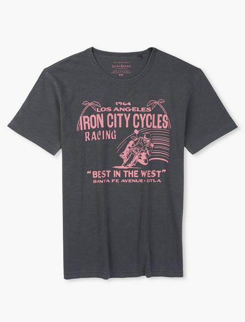 Iron City Cycles Tee