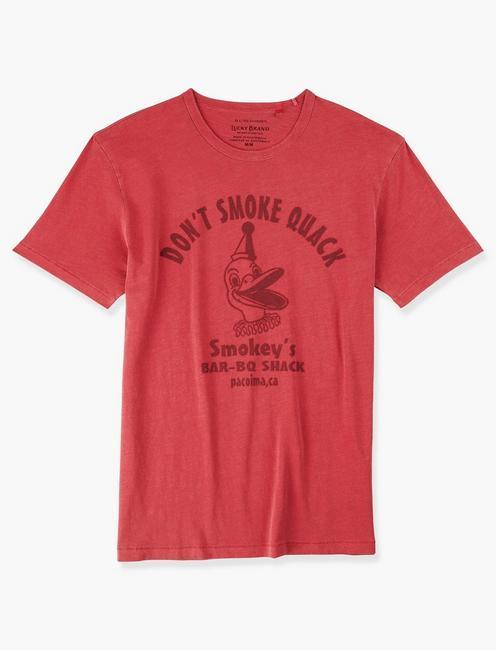 DON'T SMOKE QUACK,