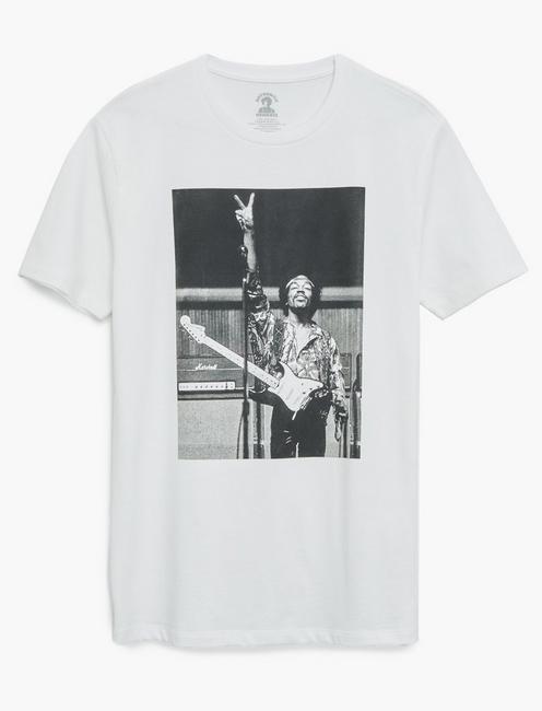Jimi Hendrix Tee by Lucky Brand